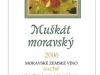 muškát moravský